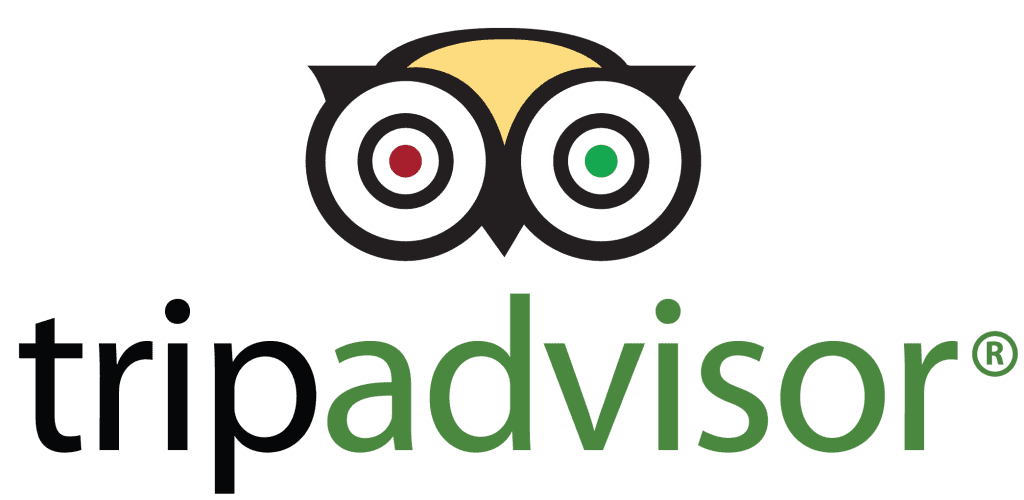 Logo tripadvisor hostal ciempozuelos