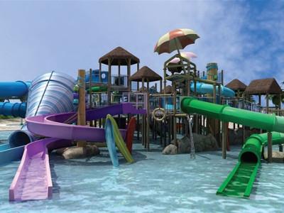 Parque warner beach madrid