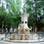 Ciempozuelos, monumento ventura rodriguez